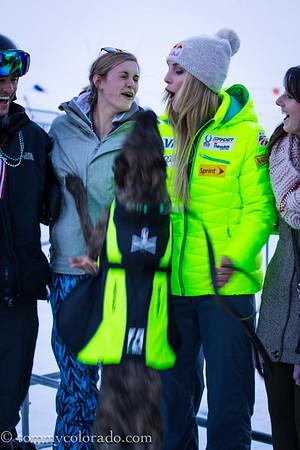 US Ski Team for 2014-2015 debuts at Copper Mountain, Colorado