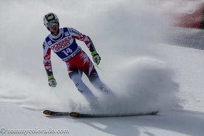 Pro Ski Racers
