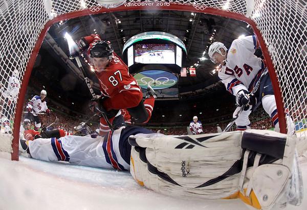 U.S. hockey vs. Canada