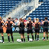 U.S.A  2012 Womens National Soccer Team Practice :