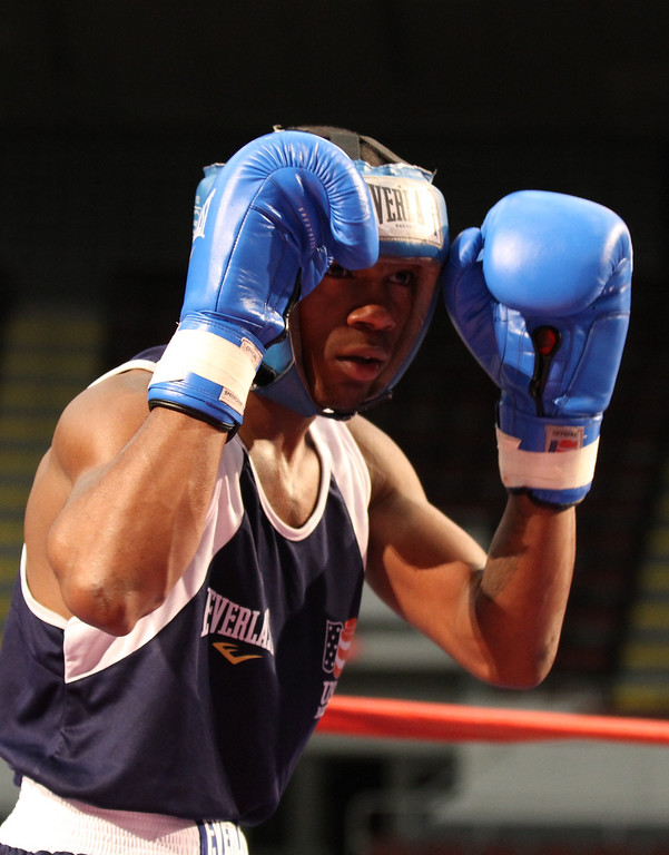 USA Boxing Olympic Trials