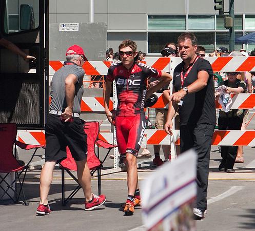 Tejay Van Garderen - best rider under 25 in 2012 Tour de France