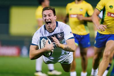 USA vs Brazil Rugby