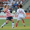 U.S.A  Women's National Soccer Team Vs China :