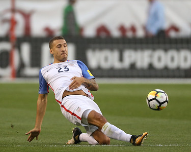 USA v Costa Rica World Cup Soccer Qualifier 170901