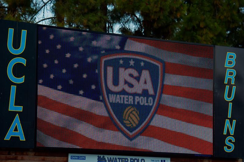 USA WATER POLO at SPEIKER AQUATICS CENTER