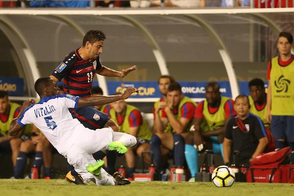 USA v Martinique Concacaf Gold Cup Soccer 170712