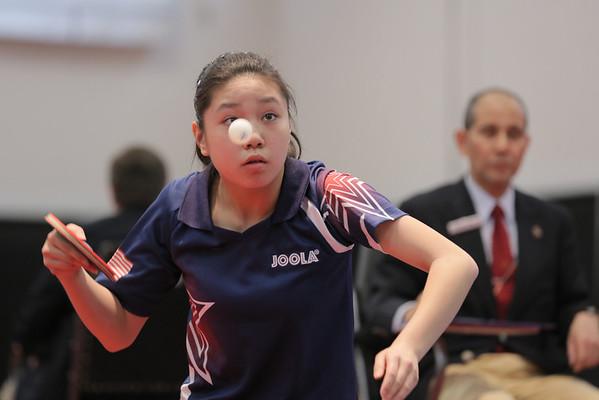 USATT Olympic Trials select