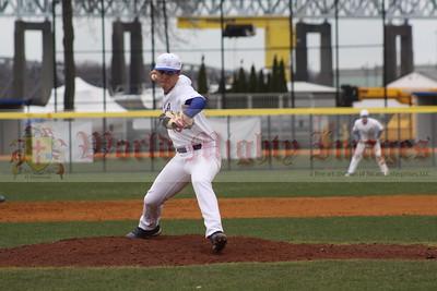 USCGA Baseball vs Babson College