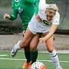 8/19/16 Negoesco Field at USF in San Francisco, CA. USF Women's Soccer vs Florida Gulf Coast U. Image by Chris M. Leung
