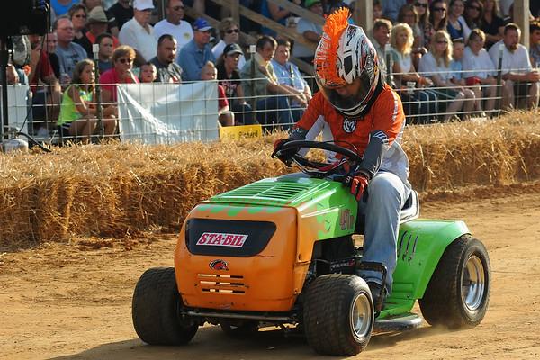 Saturday:  Mow Racing at Bowles Farm MD