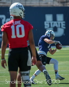 USU Football Scrimmage 8/9/2019
