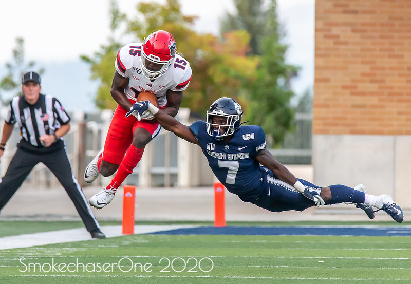 USU Football vs_Stony_Brook 9/7/2019