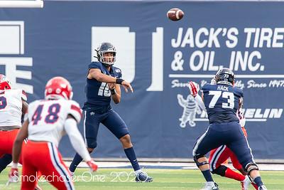 USU Football vs_Stony_Brook 9/7/2019