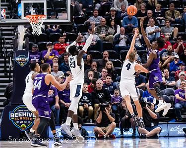 USU Men's_Basketball vs Weber St 12/8/2018