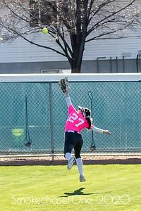 USU_Softball_vs_Fresno_St_GM2_ 4/19/2019