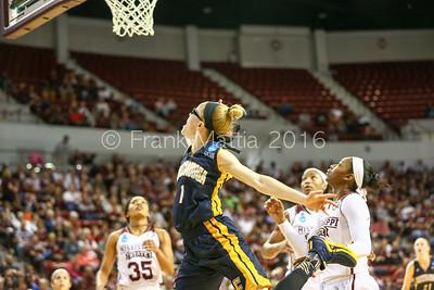 2016 NCAA Women's Basketball Championship Tournament round 1-UT Chattanooga v Mississippi State