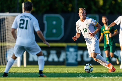 UVM vs Dartmouth Men's Soccer