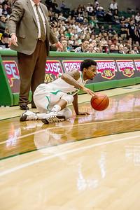 UVU Basketball vs USU 12-13-14