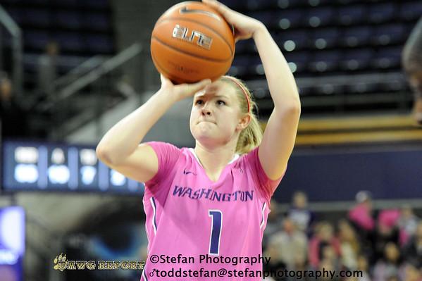UW Huskie Women's Basketball