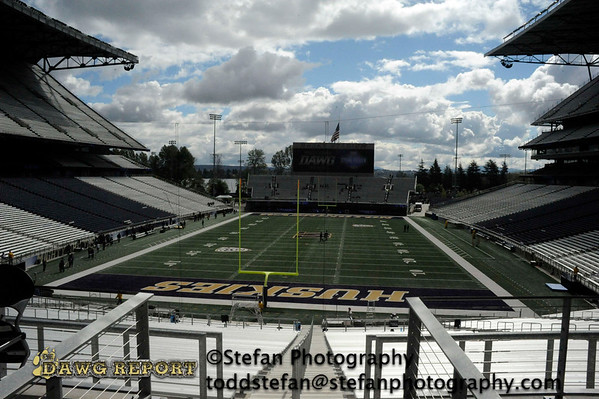 04-25-2015 UW Football Spring Game