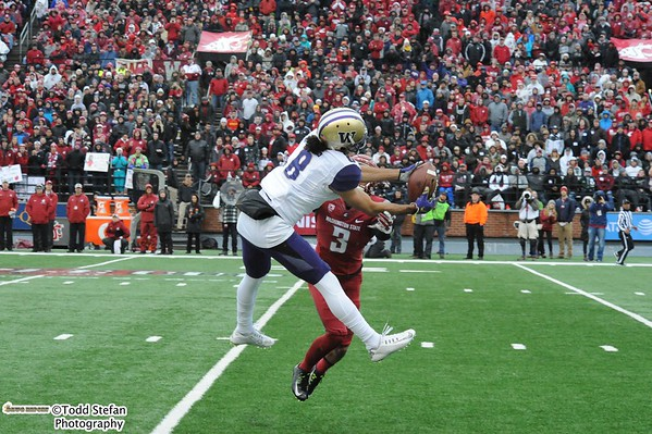 11-25-2016 UW Huskies vs WSU Cougars