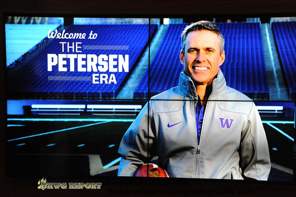 12-09-2013 UW Football Press Conf Intro For Chris Petersen