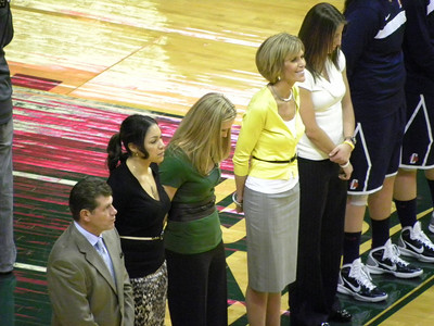 Uconn vs. South Florida Women's Basketball and Football December 2010