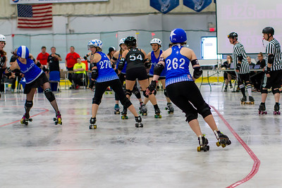2018 Udder Chaos Roller Derby Invitational