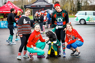 Ugly Sweater Run Seattle