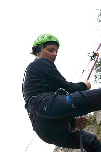 Ugolini BS - Corso Introduzione Alpinismo 2010 - Manovre di cordata e corda doppia