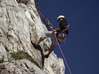 Ugolini BS - Corso Introduzione Alpinismo 2010 - Sicurezza della cordata  (thanks to Stefano Spotti)