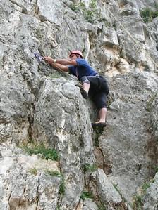 Ugolini BS - Corso Introduzione Alpinismo 2010 - Corda doppia (thanks to Dalbo)