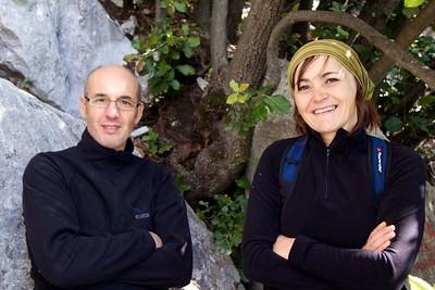 Ugolini BS - Corso Introduzione Alpinismo 2010 - Uscita in ambiente alpino