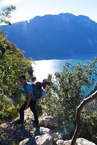Ugolini BS - Corso Introduzione Alpinismo 2010 - Ferrata