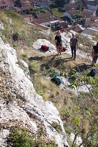 Ugolini BS - Corso Introduzione Alpinismo 2010 - Rudimenti e Movimenti su Roccia