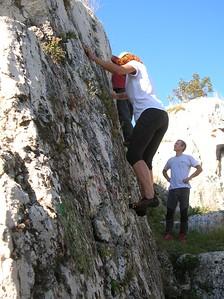 Ugolini BS - Corso Introduzione Alpinismo 2010 - Rudimenti e Movimenti su Roccia  (thanks to dalbo)