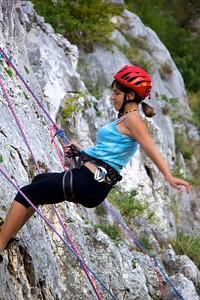 Ugolini BS - Corso Introduzione Alpinismo 2010 - Sicurezza della cordata