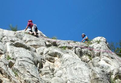 Ugolini BS - Corso Introduzione Alpinismo 2010 - Sicurezza della cordata  (thanks to dalbo)
