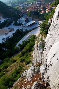85° Corso Roccia - Movimenti di sicurezza della cordata