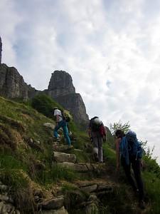 85° Corso Roccia - Uscita in ambiente - Grignetta