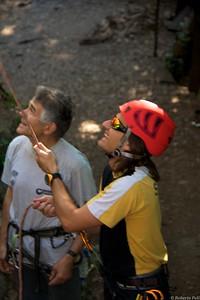 85° Corso Roccia - Uscita in falesia