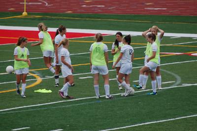 Uhigh Girls Soccer 2012