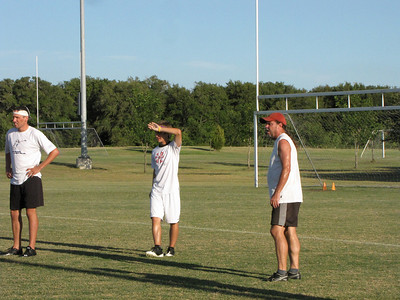 2010-8-10 Utlimate Frisbee-Summer League