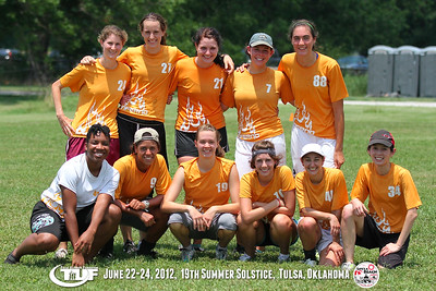 2012 Solstice Team Photos