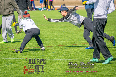 All Bets are Off Ultimate Frisbee Tournament