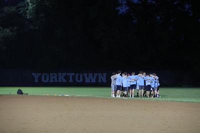 Wakefield @ Yorktown Boys Varsity Ultimate (09 Oct 2018)