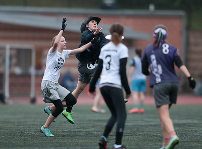 YLee vs HBW JV Ultimate (21 May 2016)