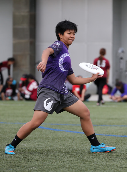 YLee vs St. Timothy's Ultimate (02 Apr 2016)