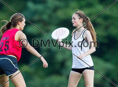 Yorktown vs Blair Ultimate (20 Sep 2014)
